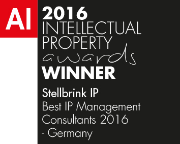 Best IP Management Consultants 2016 - Germany (IP16041)